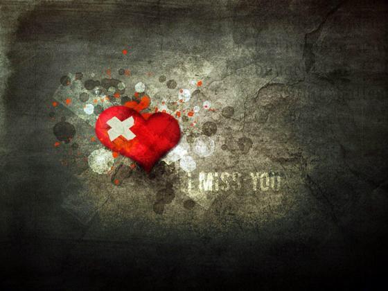 broken love , love letters